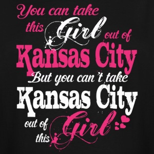 This Girl Love Kansas City - Men's Tall T-Shirt