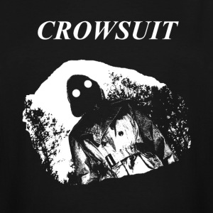 Crowsuit: V1 Logo - Men's Tall T-Shirt