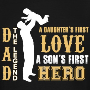 Legend Dad - Men's Tall T-Shirt