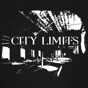 City Limits Warehouse - Men's Tall T-Shirt