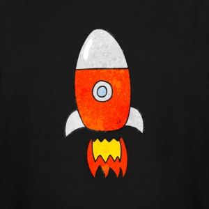 Rocket - Men's Tall T-Shirt