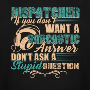 Dispatcher Shirt - Men's Tall T-Shirt