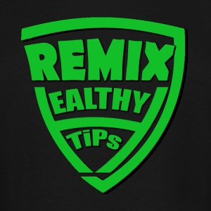 7Remix Healthy Tips T-shirt - Men's Tall T-Shirt