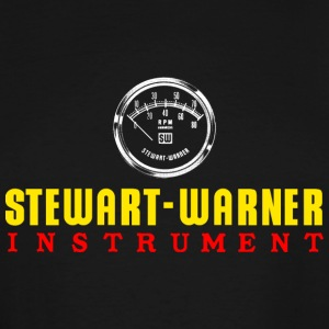 Stewart-Warner Logo - Men's Tall T-Shirt
