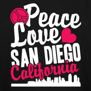 SAN DIEGO WOMEN'S FAVORITE TEE SHIRT - Men's Tall T-Shirt