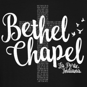 Bethel Chapel dove - Men's Tall T-Shirt