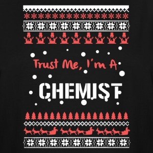 Chemist Christmas Shirt - Men's Tall T-Shirt