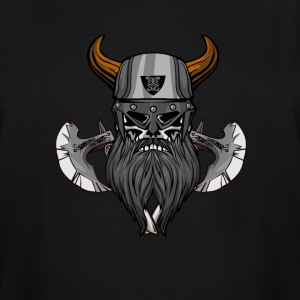 vikings viking thor ship - Men's Tall T-Shirt
