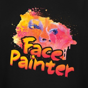 FACE PAINTER SHIRT - Men's Tall T-Shirt