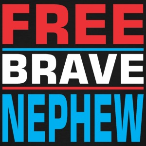 Free Brave Nephew - Men's Tall T-Shirt