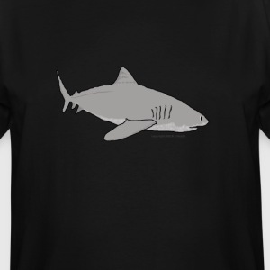 Shark! - Men's Tall T-Shirt