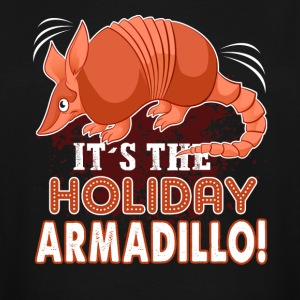 HOLIDAY ARMADILLO SHIRT - Men's Tall T-Shirt