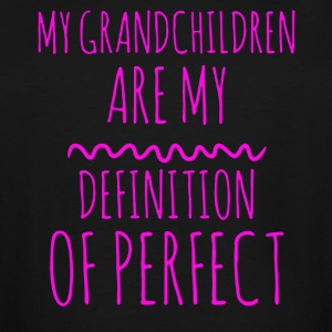 MY GRAND CHILDREN SHIRT - Men's Tall T-Shirt