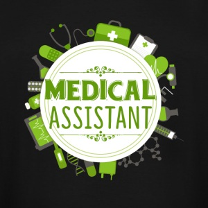 MEDICAL ASSISTANT SHIRT - Men's Tall T-Shirt