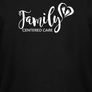 Family Centered Care - Men's Tall T-Shirt