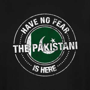 Have No Fear The Pakistani Is Here Shirt - Men's Tall T-Shirt