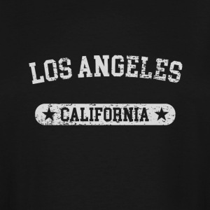 Los Angeles California - Men's Tall T-Shirt