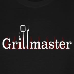 Grillmaster - Men's Tall T-Shirt