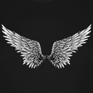 Wings up - Men's Tall T-Shirt