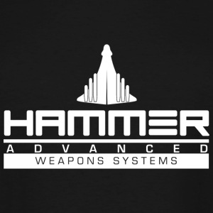 Hammer Advanced Weapons Systems - Men's Tall T-Shirt