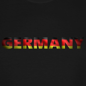 Germany 2 (2541) - Men's Tall T-Shirt