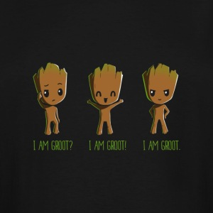 i am groot? - Men's Tall T-Shirt