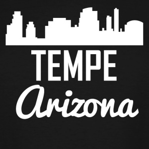 Tempe Arizona Skyline - Men's Tall T-Shirt