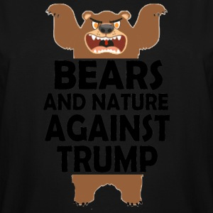 TRUMPBEARS - Men's Tall T-Shirt