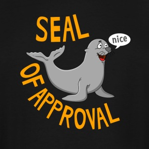 Seal of Approval - Men's Tall T-Shirt