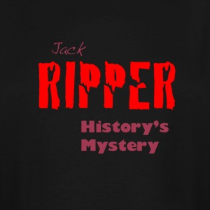 Jack Ripper History's Mystery - Men's Tall T-Shirt