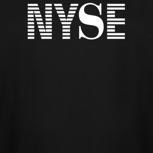Nyse New York Stock Exchange - Men's Tall T-Shirt