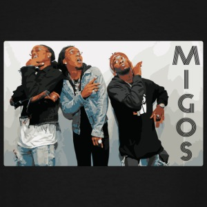 Migos - Men's Tall T-Shirt