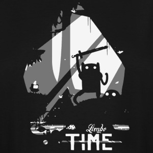 Scary Adventure Limbo Time - Men's Tall T-Shirt