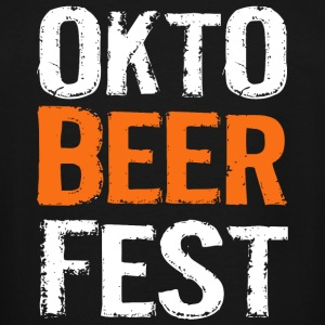 Beer - Okto Beer Fest - Men's Tall T-Shirt