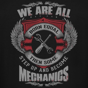 Mechanic - Mechanic's tee - Men's Tall T-Shirt