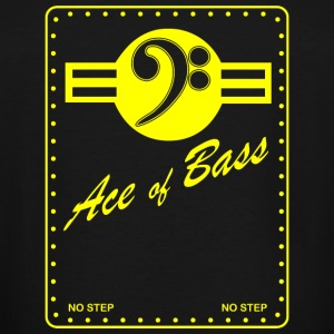 Bass - Ace of Bass - Men's Tall T-Shirt