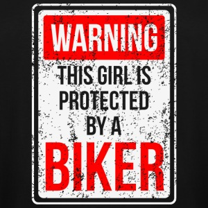 Biker - Warning Biker - Men's Tall T-Shirt
