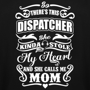 Dispatcher - Dispatcher She Kinda Stole My Heart - Men's Tall T-Shirt