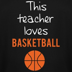 BASKETBALL - THIS TEACHER LOVES BASKETBALL - Men's Tall T-Shirt