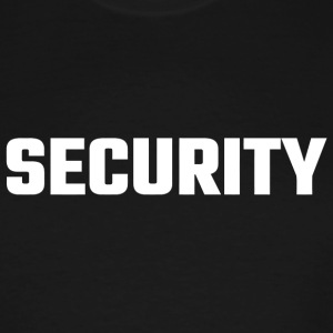Security - Security - Men's Tall T-Shirt