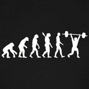 Lifting - Evolution weightlifting - Men's Tall T-Shirt