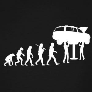 Mechanic - mechanic evolution - Men's Tall T-Shirt