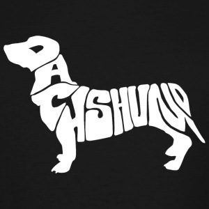 Dachshund - dachshund - Men's Tall T-Shirt