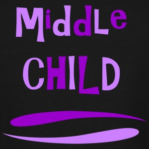 Middle Child - Middle Child - Men's Tall T-Shirt
