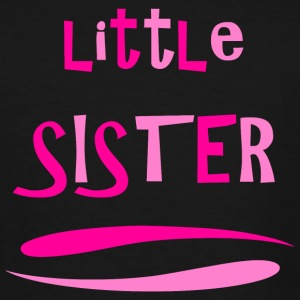 Sister - Little Sister - Men's Tall T-Shirt