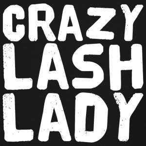 Eyelashes Crazy Lash Lady Be Younique Eyelashe - Men's Tall T-Shirt