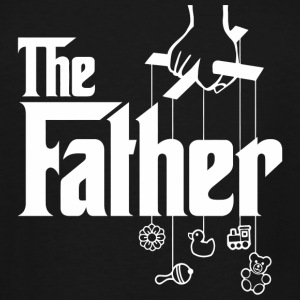 Father - Mens The Father! First Time Father's Da - Men's Tall T-Shirt