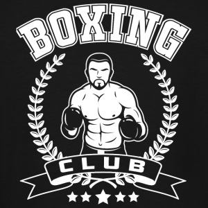 Boxing - Boxing Club - Men's Tall T-Shirt