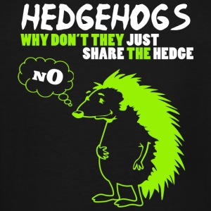 Hedgehog - Hedgehogs - Men's Tall T-Shirt