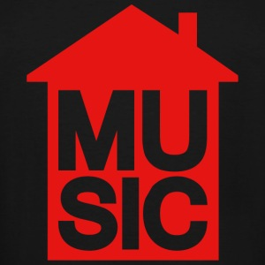 House Music - House Music - Men's Tall T-Shirt